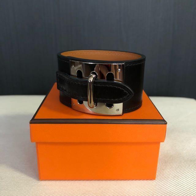 Hermes Intense Leather Bracelet Luxury