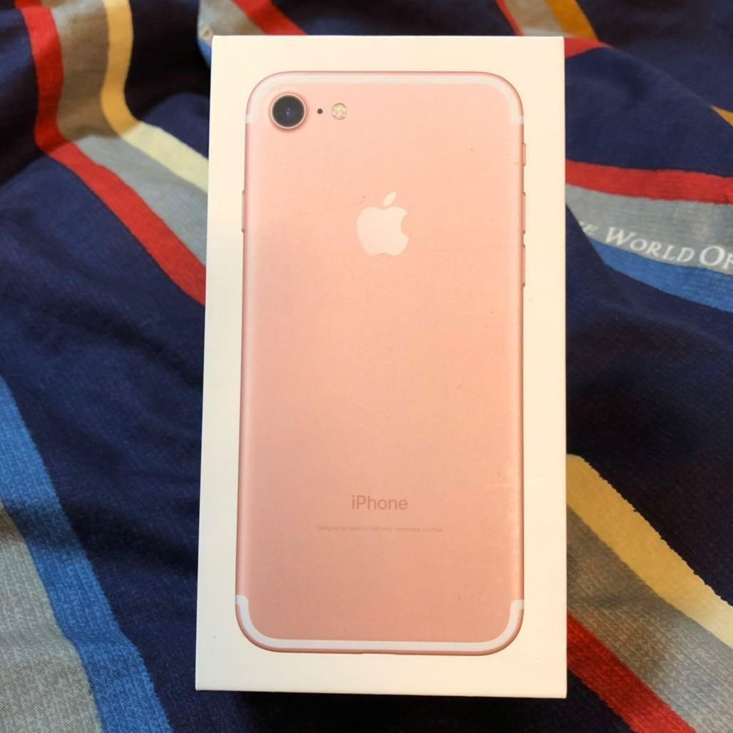 iPhone7(128G)