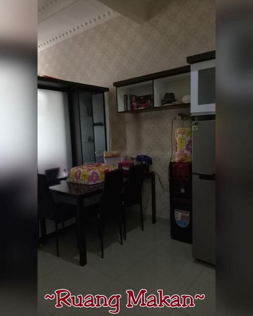 (Turun harga!!)Jual Rumah Cluster 2 lt siap huni, aman & nyaman dgn lokasi strategis di Cimanggis Depok