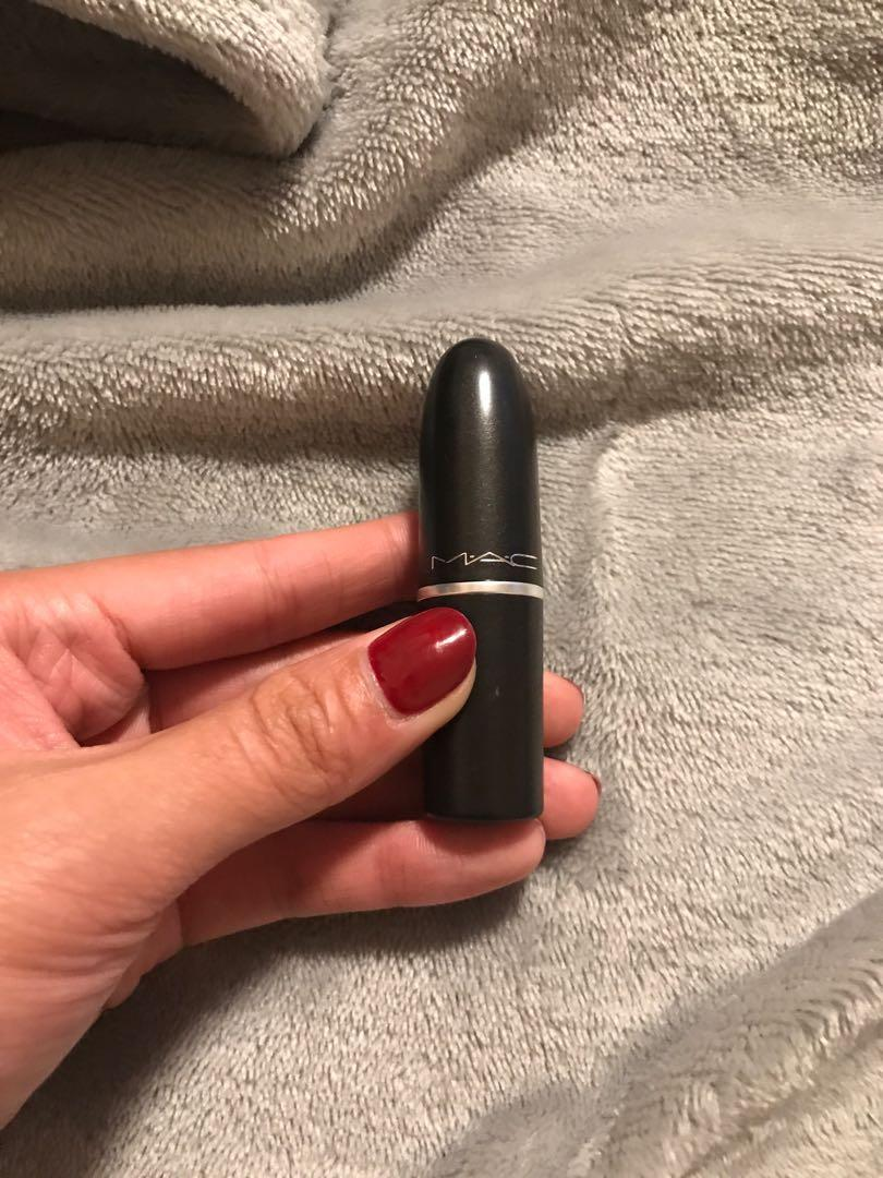 M.A.C Frost Lipstick in Shade Angel