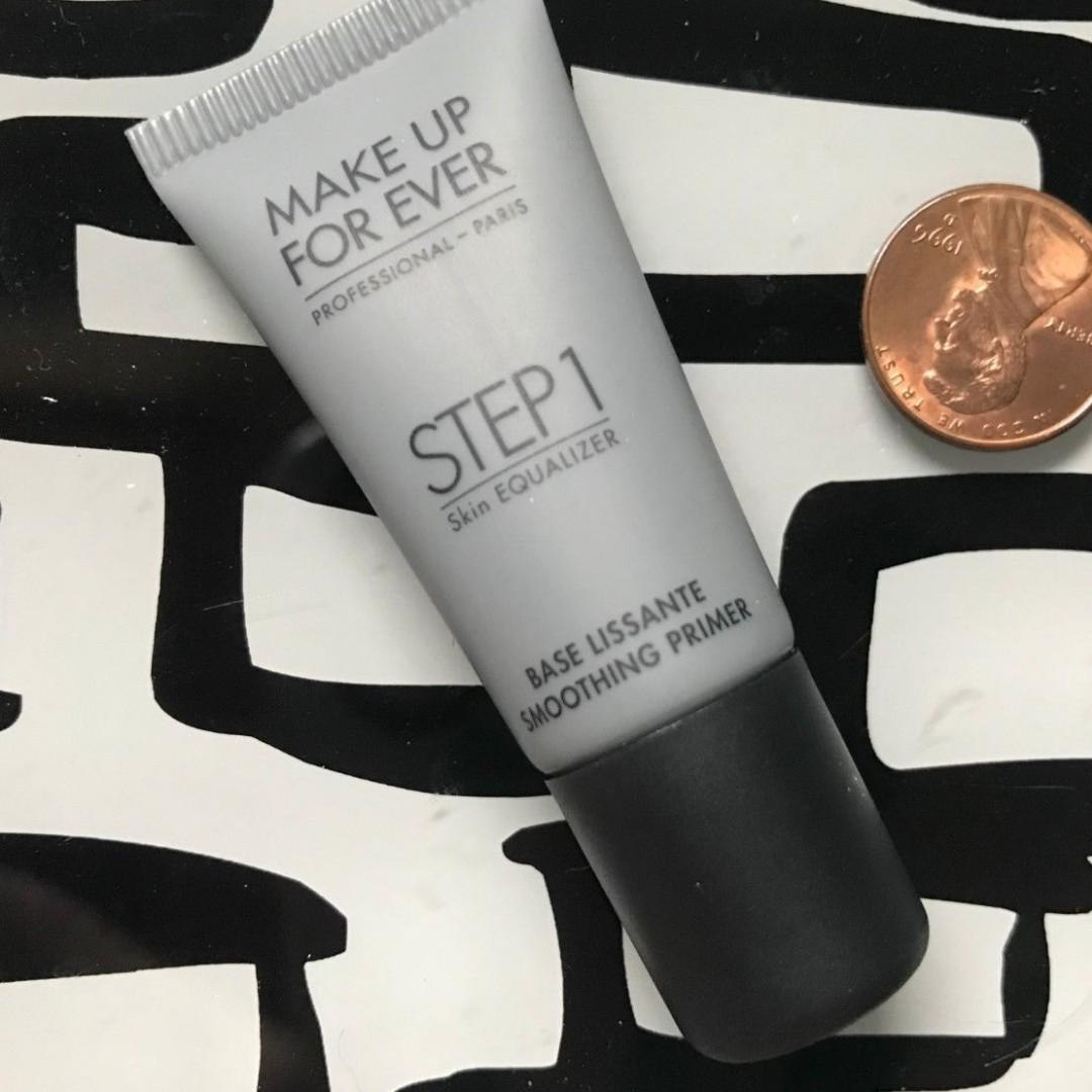 Make Up For Ever MUFE Step 1 SKIN EQUALIZER SMOOTHING PRIMER MINI 5ml BRAND NEW & AUTHENTIC [NO SWAPS, PRICE IS FIRM]