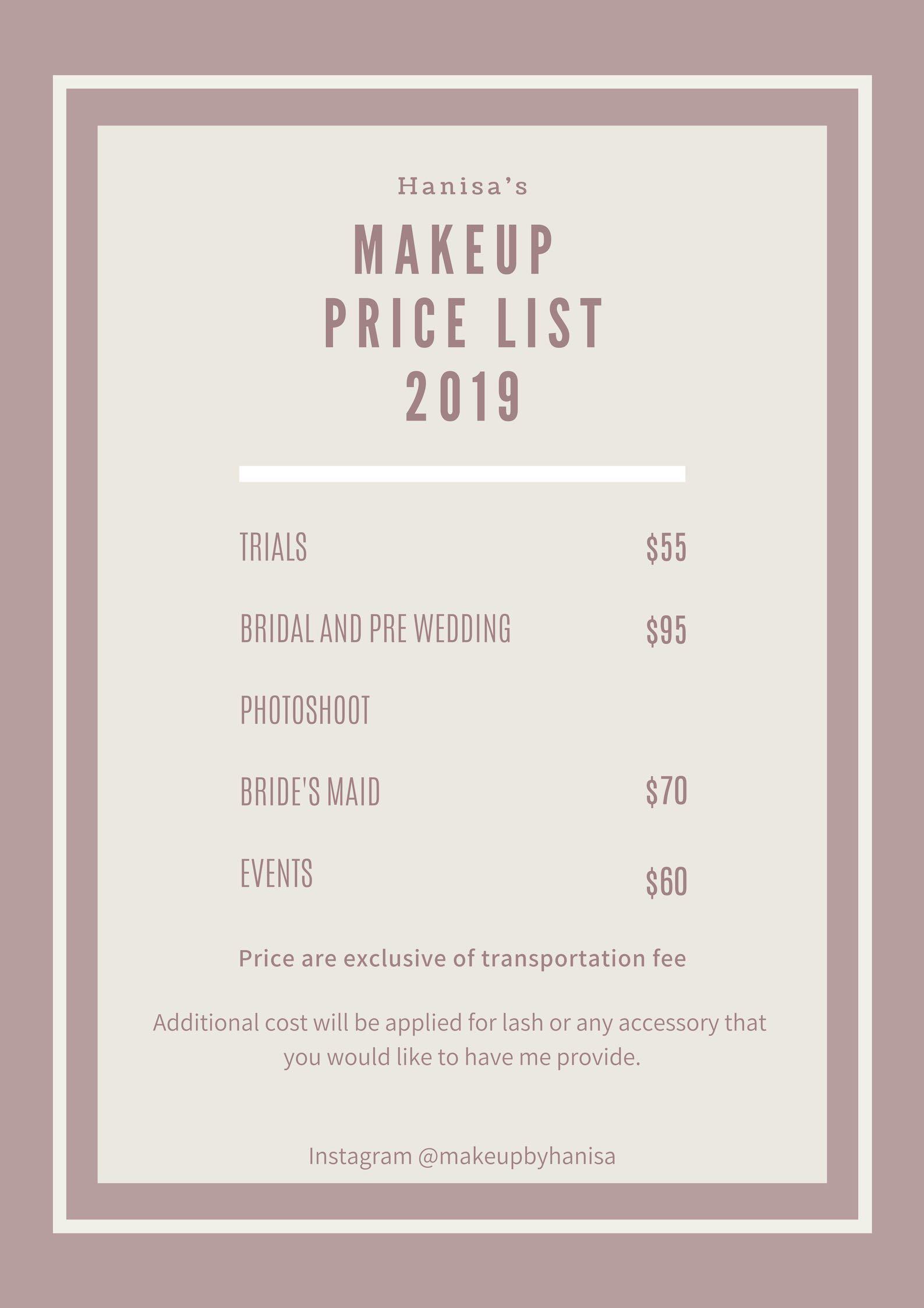 Wedding Makeup Artist S 53 Off