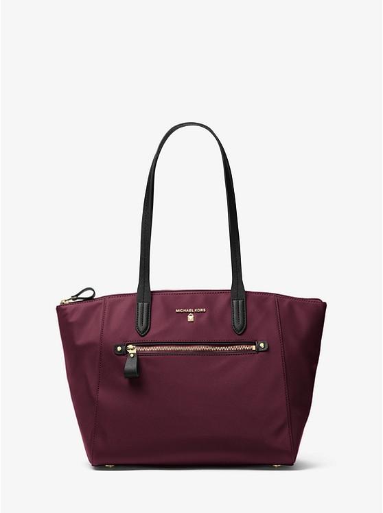 1a7e6b46368867 Michael Kors Kelsey Medium Nylon Tote, Luxury, Bags & Wallets ...