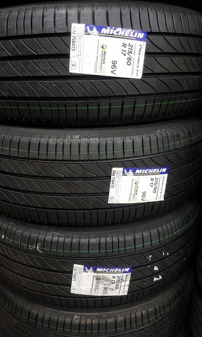 Michelin PRIMACY 3 ST 215/60/17