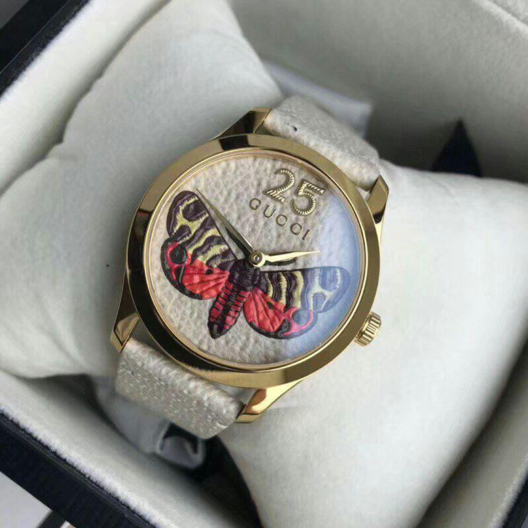 613177150b9 New Original Gucci G-Timeless Watch YA1264062 (pre-order)