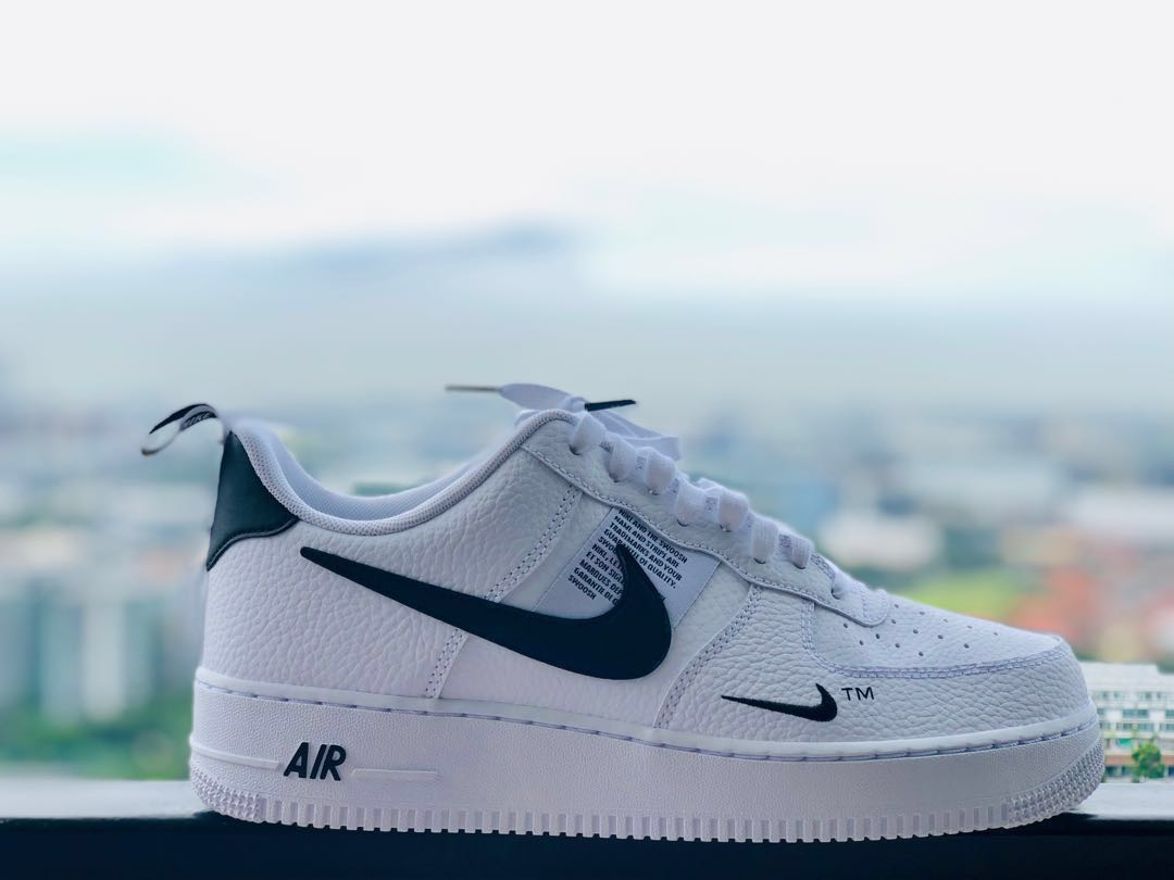 cheap for discount 0b7cd e65f0 Nike Air Force 1 Utility 07, Men s Fashion, Footwear, Sneakers on ...