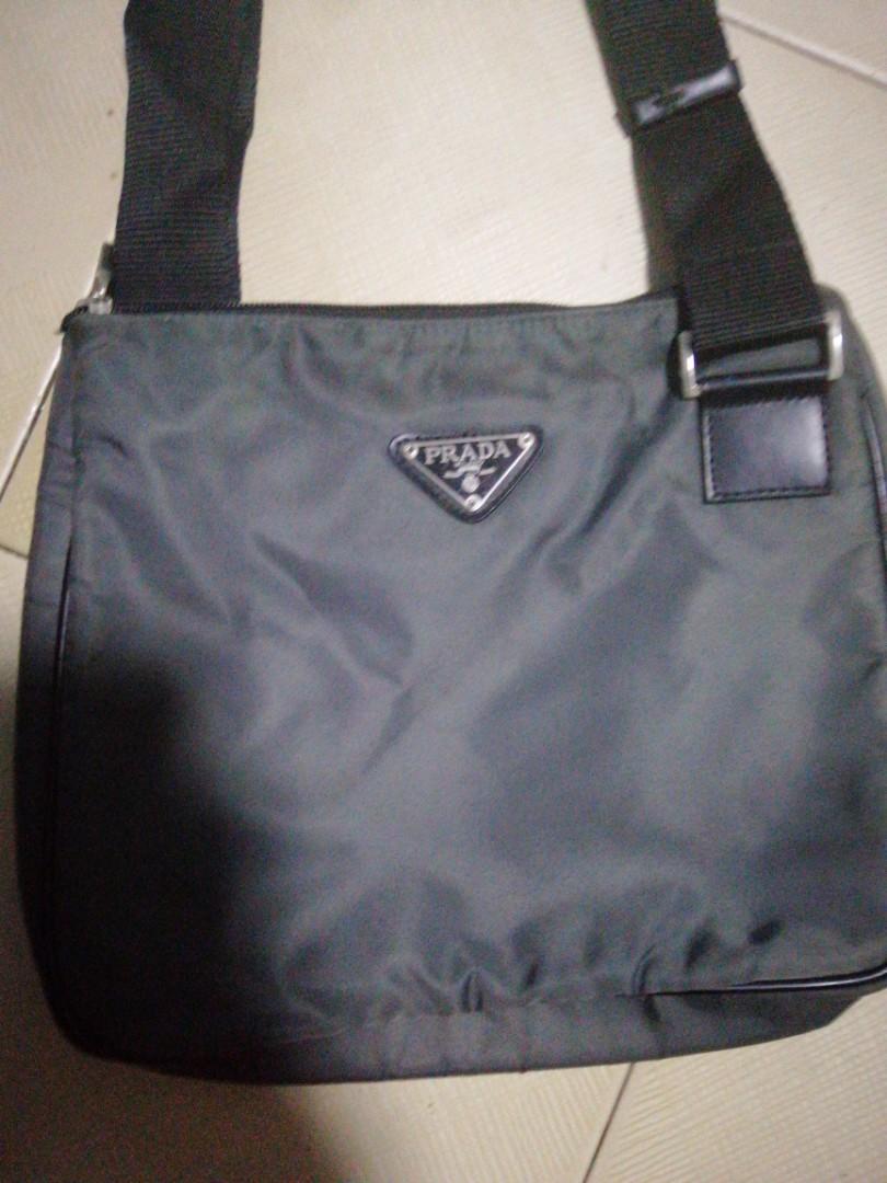 Prada Sling Bag, Women s Fashion, Bags   Wallets, Sling Bags on ... e89431a399