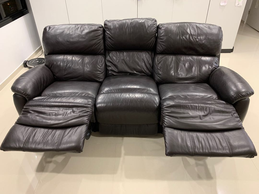 Recliner Sofa Used Furniture Sofas On Carousell