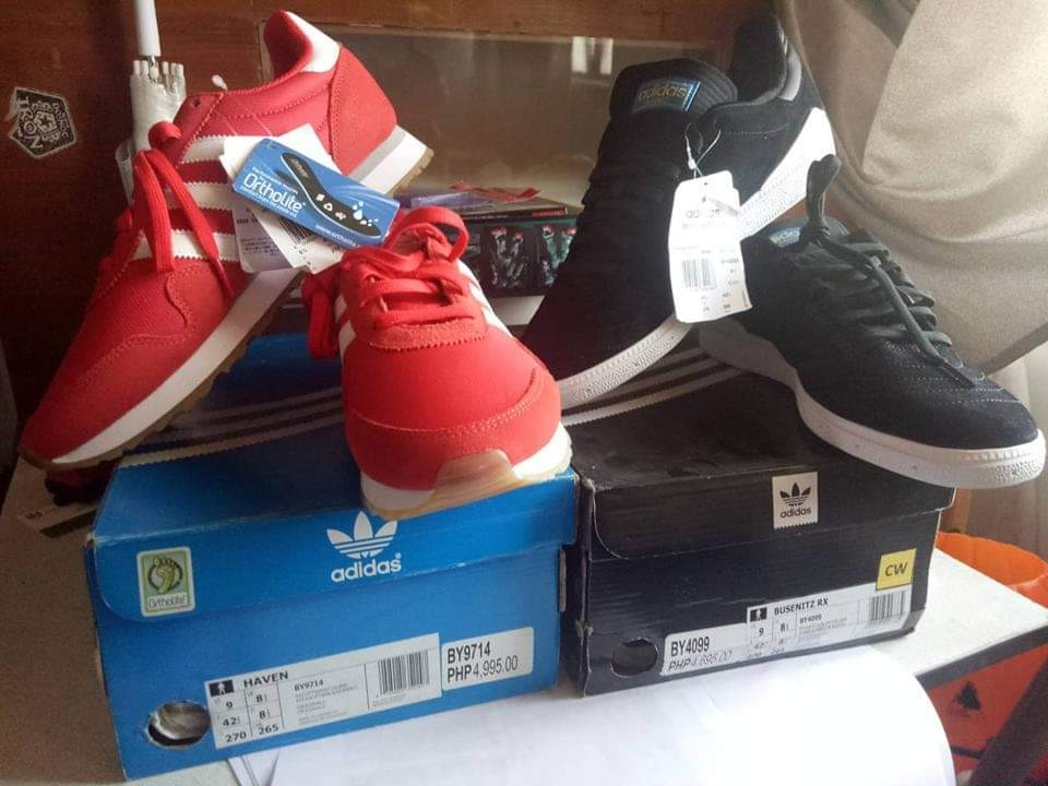 e48a31321a4183 Sale! Adidas Haven Red and Busenitz Bundle