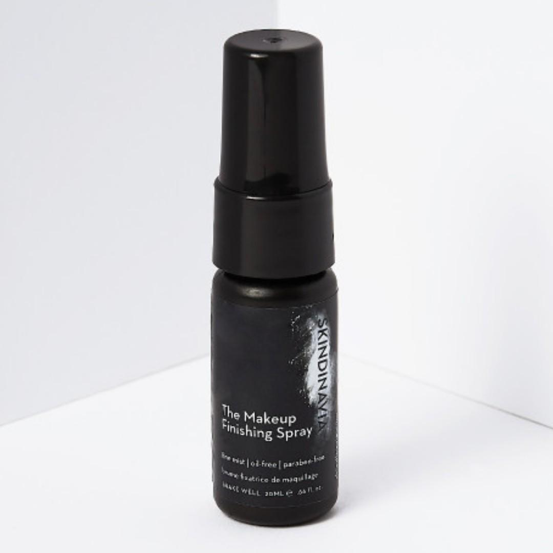 SKINDINAVIA Travel Size Make Up Finishing Spray 20ml BRAND NEW & AUTHENTIC [PRICE IS FIRM, NO SWAPS]