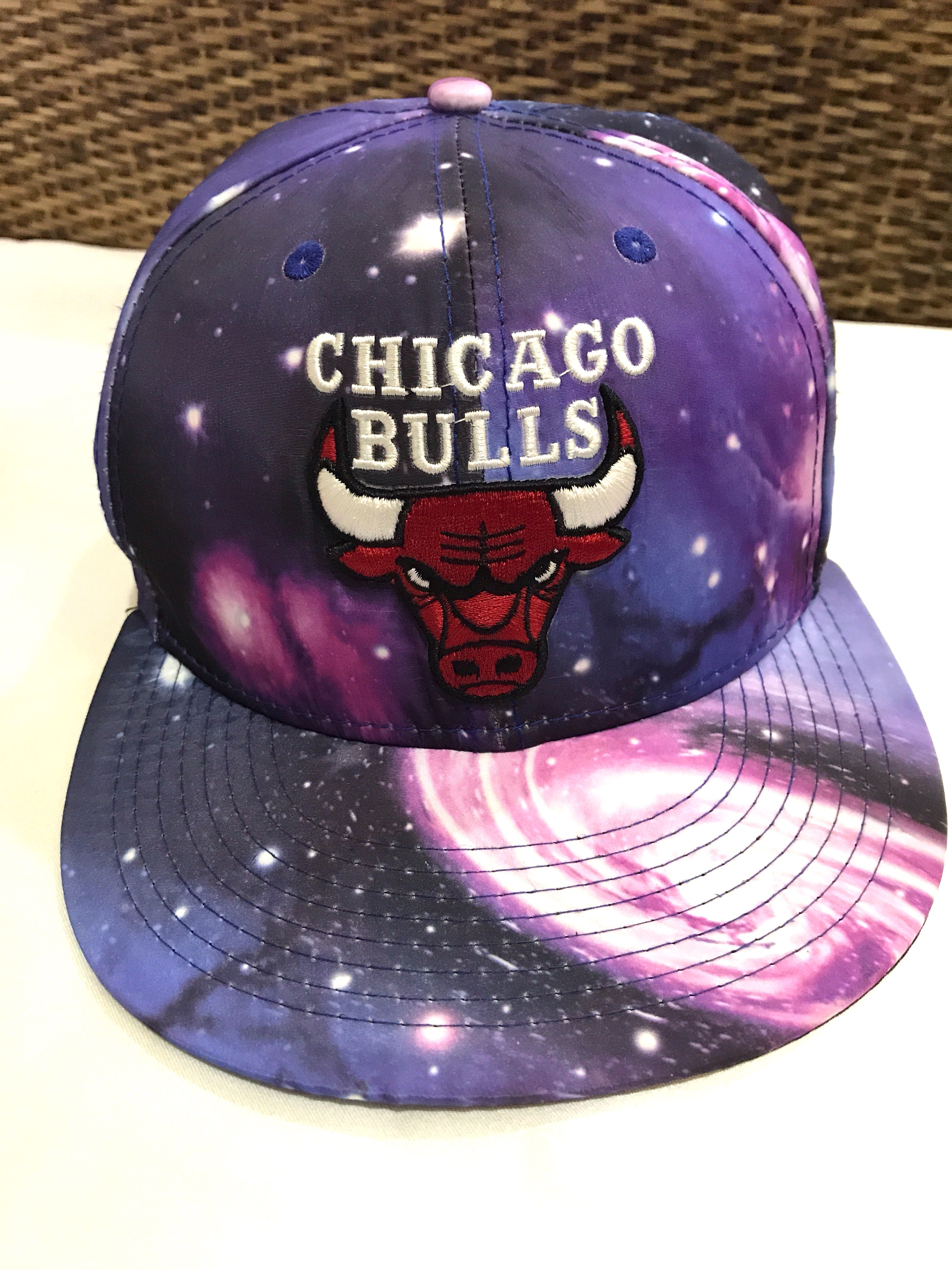 b667eb558b9 Snapback Cap Land Taylor Chicago bulls NBA basketball