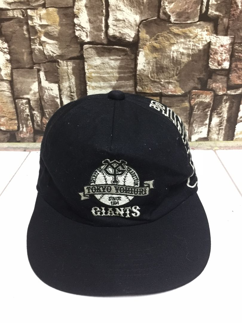 2db4e95e SNAPBACK GIANT, Men's Fashion, Accessories, Caps & Hats on Carousell