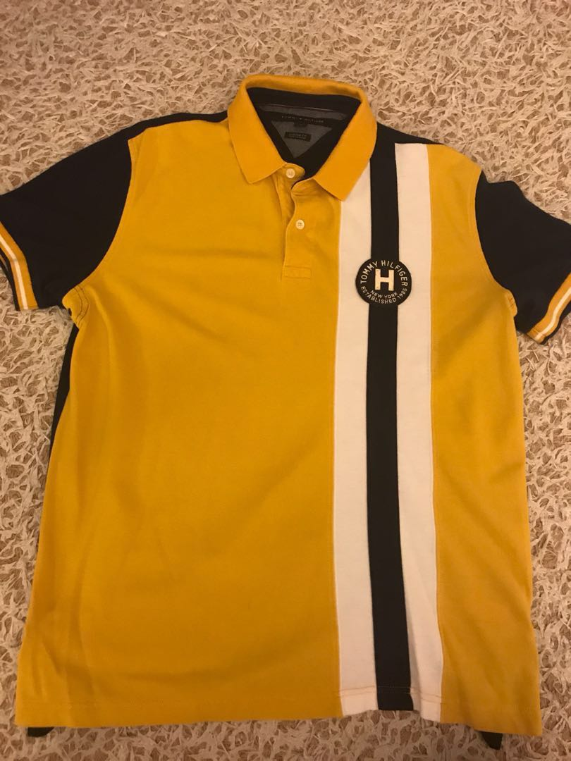 6f53eb505 Vintage Tommy Hilfiger Polo, Men's Fashion, Clothes, Tops on Carousell