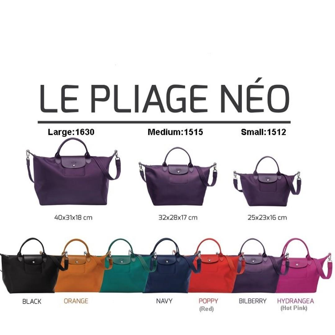 938ec97b9965 YEAREND CLEARANCE SALES!!Authentic Longchamp Le Pliage Neo Small ...