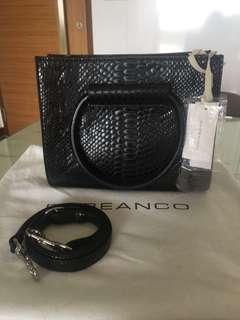 New Rabeanco HK Exclusive Calf Leather Handbag Crossbody Bag