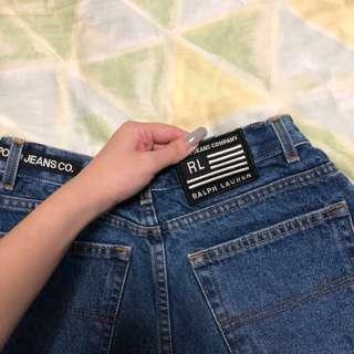 🚚 RL vintage jeans