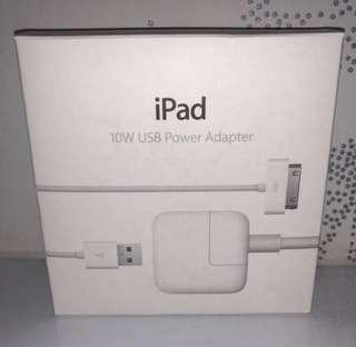 Ipad/ iPhone 10W power Adapter