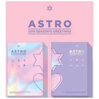 【Preorder】ASTRO - 2019 SEASON'S GREETINGS