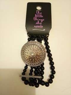 TLTSN black bracelets