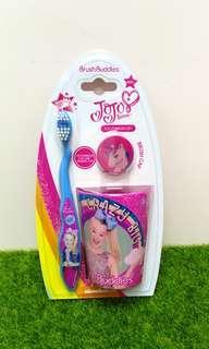 JoJo Siwa toothbrush set