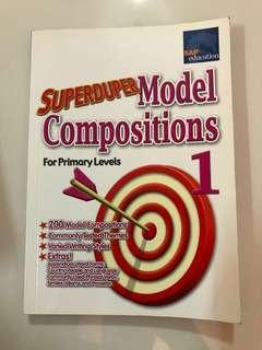 Superduper Model Compositions Book 1