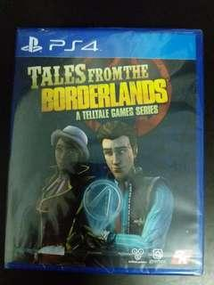 PS4 Tales From The Borderlands A Telltale Game Series (New)