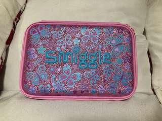 Authentic Smiggle Double up Hardtop Pencil Case