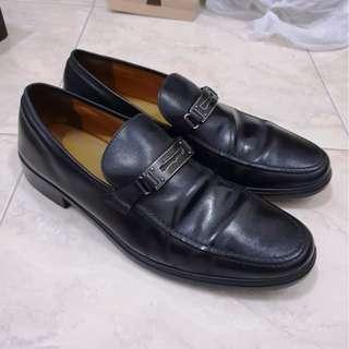Bally New Sauges loafer original not gucci hermes LV bottega salvatore tods