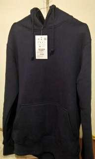 Pull & Bear hoodie Black