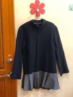 🚚 立領微正式洋裝