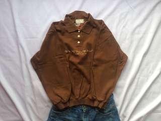 ✨ Vintage Brown Sweater