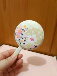 Cermin Makeup Motif Jepang Cermin Kecil Kaca Kecil Kaca Makeup