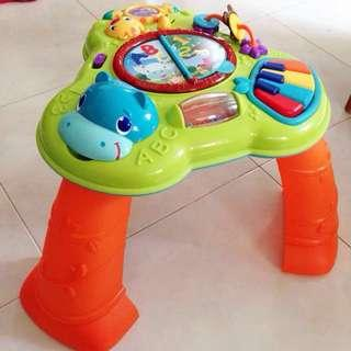 Bright Starts Musical Activity Table