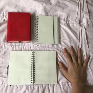 BN notebooks/journals
