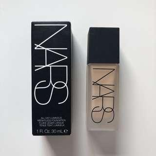 NARS All Day Luminous Weightless Foundation - Gobi