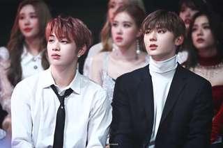 LF / WTB / WTT Wanna One Kang Daniel & Hwang Minhyun Power of Destiny full set album