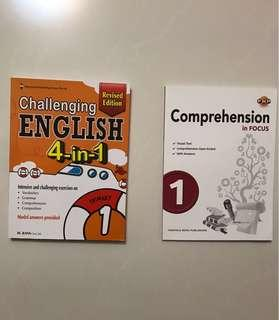 Primary 1 English Assessment