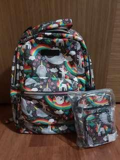 Jujube Narwhal Nirvana be packed + mini helix bundle