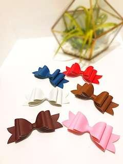 Queens Crown Bows - Double Jumbo hair Bow