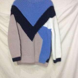 Sweater multicolor H&M