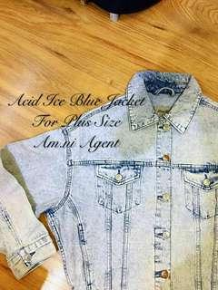 Jacket For Plus Size