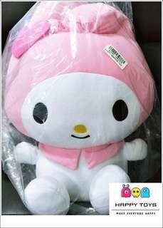 My Melody - Super Big Plushy Heart