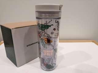 #XMAS50 Starbucks Muabnjai 16oz Tumbler Acrylic