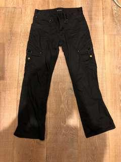 Vintage Japanese Cargo Trousers W30
