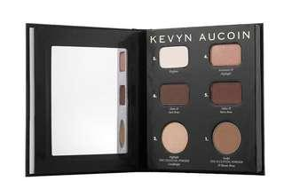 Kevyn Aucoin art of sculpting vol. 1.0 palette book