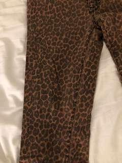 Leopard/Cheetah Jeans/Pants