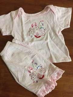 Owen cotton baby pajama (6-9M)