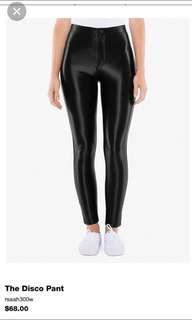 American Apparel Disco Pants