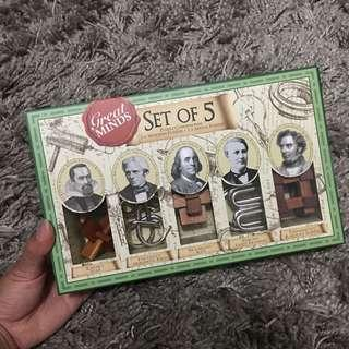 Gift Idea! - Metal/Wooden Puzzles