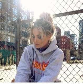 Thrasher hoodie ❤️